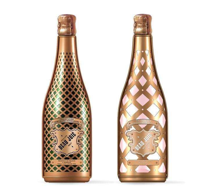 Bertrand Senecourt - Beau Joie Champagne