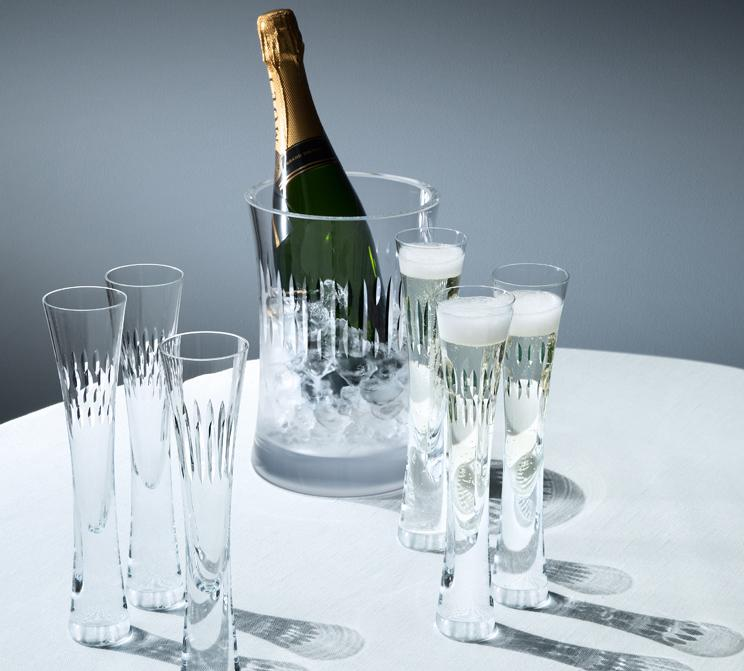 LSA International Glassware