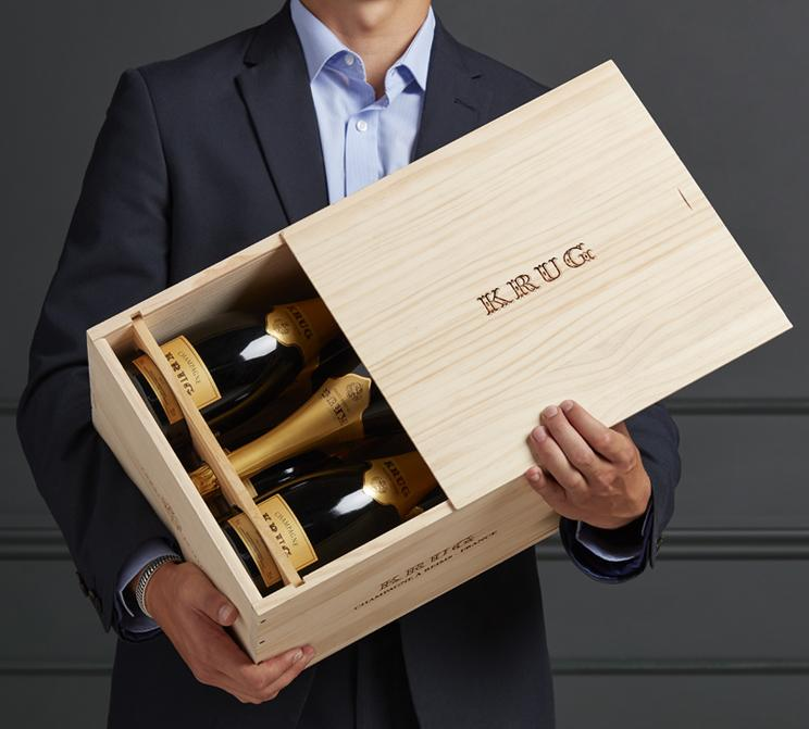 Champagne Gifts for Business