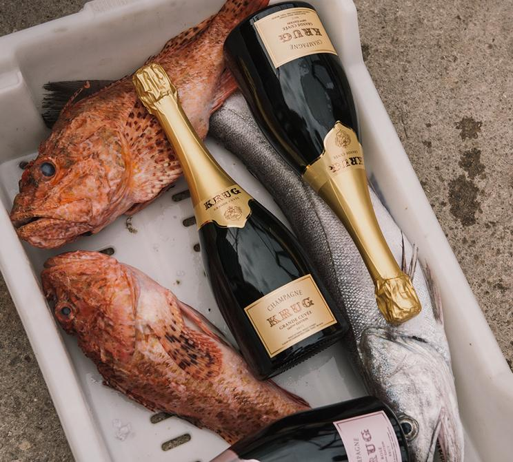 Gifts for Krug Lovers