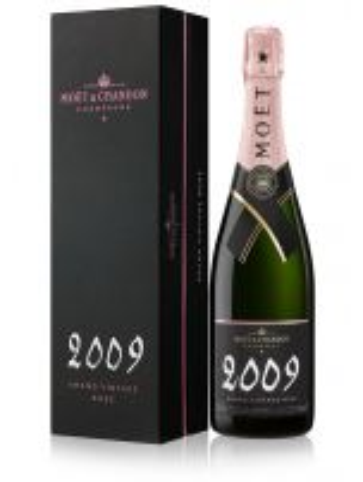 Moet & Chandon Rose 2008 Grand Vintage Champagne 75cl