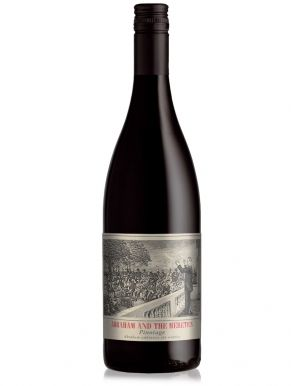 Abraham & the Heretics Pinotage Red Wine South Africa 75cl