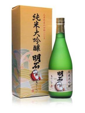 Akashi-Tai Junmai Daiginjo Sake 72cl