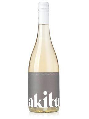 Akitu Pinot Noir Blanc 2020 Wine NZ 75cl