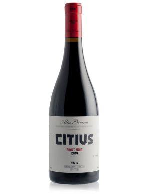 Alta Pavina Citius Pinot Noir Red Wine Spain 2014 75cl