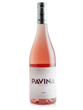 Alta Pavina Pinot Noir Rosado Wine Spain 2019 75cl