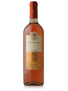 Anna Maria Abbona 'Rosa' Rosato Wine 75cl