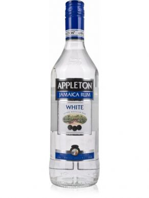 Appleton Estate's Jamaican White Rum 70cl
