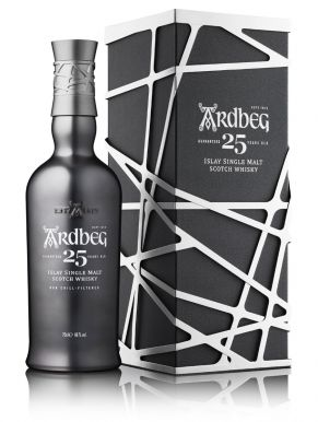 Ardbeg 25 Year Old Islay Single Malt Scotch Whisky 70cl