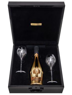 Armand De Brignac Ace of Spades Champagne Brut Gold NV 75cl Gift Box