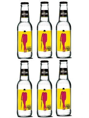 Artisan Classic London Tonic Water 20cl x 6 Bottles
