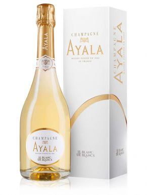 Ayala Blanc de Blancs 2014 Vintage Champagne 75cl