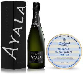 Ayala Brut Majeur Champagne NV 75cl & Truffles 510g