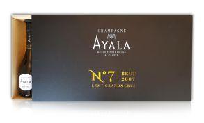 Ayala No.7 Brut Vintage Champagne 6x75cl Wooden Case