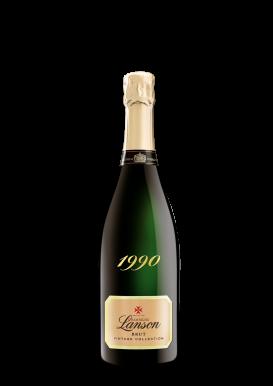 Lanson Vintage Collection Champagne 1990 75cl