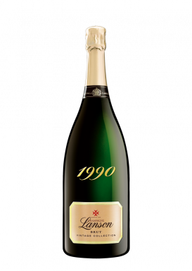 Lanson Vintage Collection Champagne 1990 Magnum 150cl