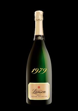 Lanson Vintage Collection Champagne 1979 Magnum 150cl