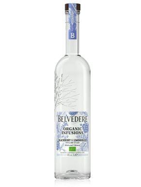 Belvedere Organic Blackberry & Lemongrass Vodka 70cl