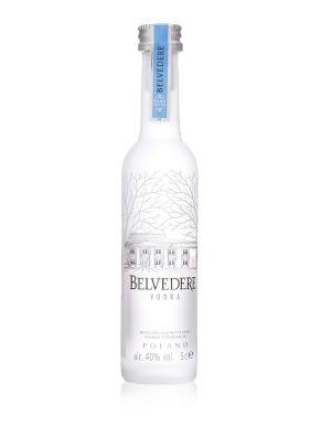 Belvedere Vodka Pure Miniature 5cl