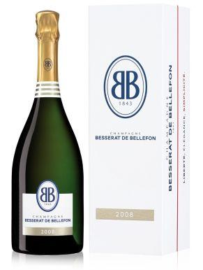 Besserat de Bellefon Millesime 2008 Vintage Champagne 75cl