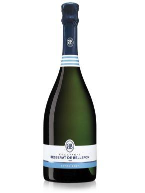 Besserat de Bellefon Bleu Extra Brut NV Champagne 75cl