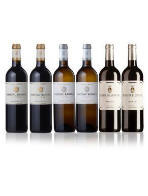 Best of Bordeaux - Mixed Wine Case 6 x 75cl
