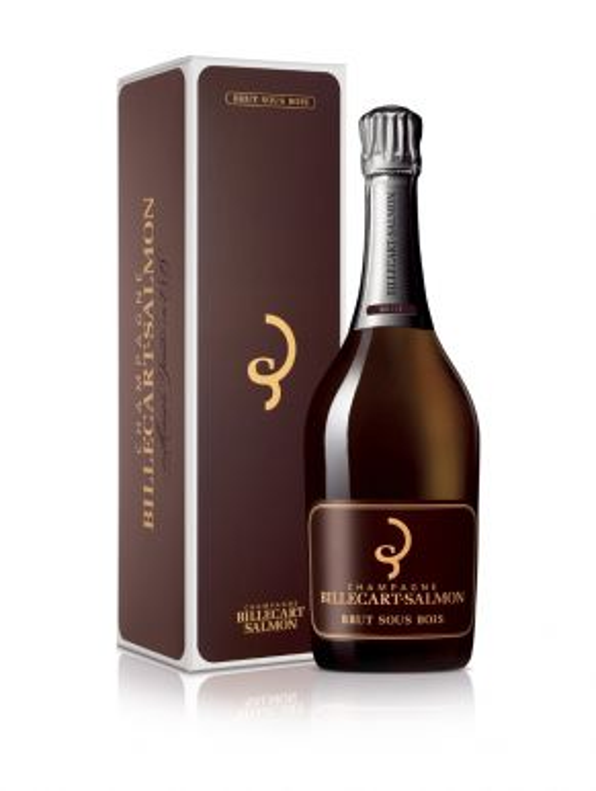 Billecart Salmon Cuvee Brut Sous Bois NV Champagne 75cl