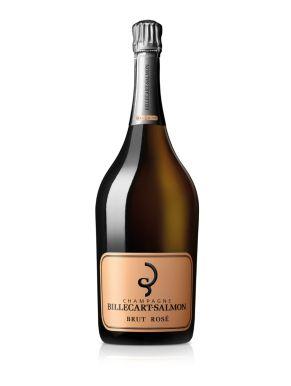 Billecart Salmon Brut Rose NV Champagne 300cl