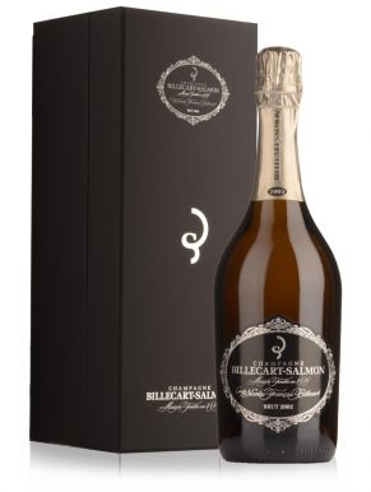 Billecart Salmon Cuvee Nicolas Francois 2002 Champagne 75cl