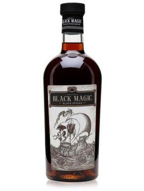 Black Magic Spiced Rum 70cl