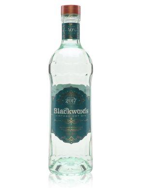 Blackwoods 2017 Vintage Dry Gin 70cl