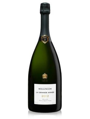 Bollinger La Grande Annee 2012 Vintage Champagne 150cl
