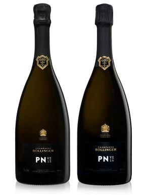 Bollinger PN VZ15 & PN VZ16 Duo Set 2 x 75cl