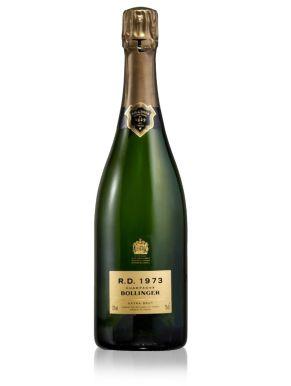 Bollinger RD 1973 Vintage Champagne 75cl Wooden Gift Box