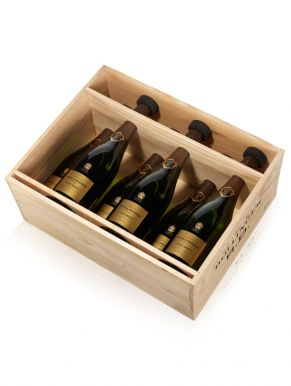 Bollinger RD 2007 Champagne 6x75cl Wooden Case