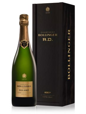 Bollinger RD 2007 Vintage Champagne 75cl Gift Boxed