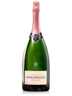 Bollinger Magnum Rose NV Champagne 150cl