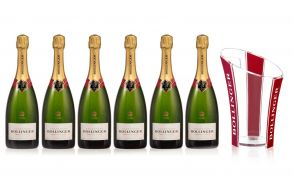Bollinger Special Cuvée Champagne Case Deal & Ice Bucket