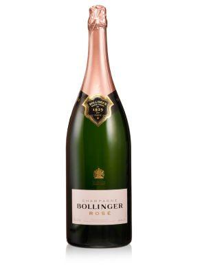Bollinger Jeroboam Special Cuvée Brut Rose Champagne NV 300cl