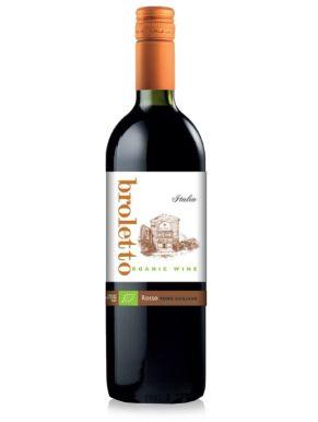 Broletto Rosso Terre Siciliane IGP Red Wine 75cl