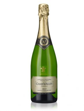 Camel Valley Brut Sparkling Wine 2013 Cornwall 75cl
