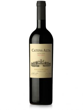 Catena Alta Malbec Argentina Red Wine 2016 75cl