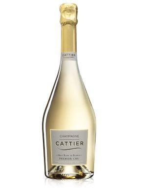 Cattier Signature Blanc de Blanc Brut NV Champagne 75cl