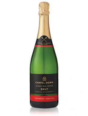 Chapel Down Classic NV Brut Sparkling Wine 75cl