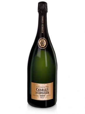 Charles Heidsieck Brut Millesime 2005 Vintage Champagne 150cl