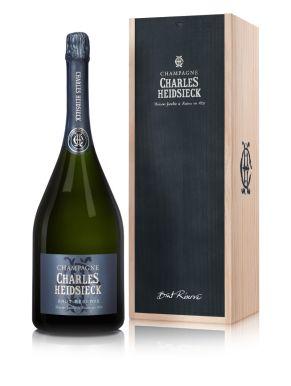 Charles Heidsieck Brut Reserve Jeroboam Champagne 300cl