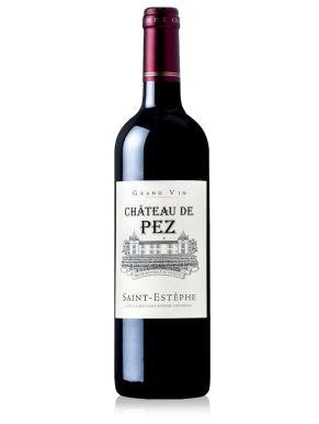 Chateau de Pez Saint Estephe Bordeaux Red Wine 2014 75cl