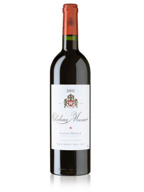 Chateau Musar 2002 Bekaa Valley Lebanon Red Wine 75cl