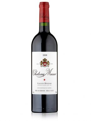 Chateau Musar 2008 Bekaa Valley Lebanon Red Wine 75cl