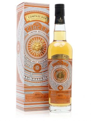 The Circle by Compass Box Blended Scotch Whisky 70cl